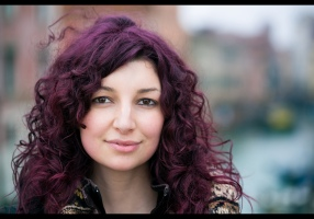 Greta (Stranger #14/100), Venezia Fondamente Nove