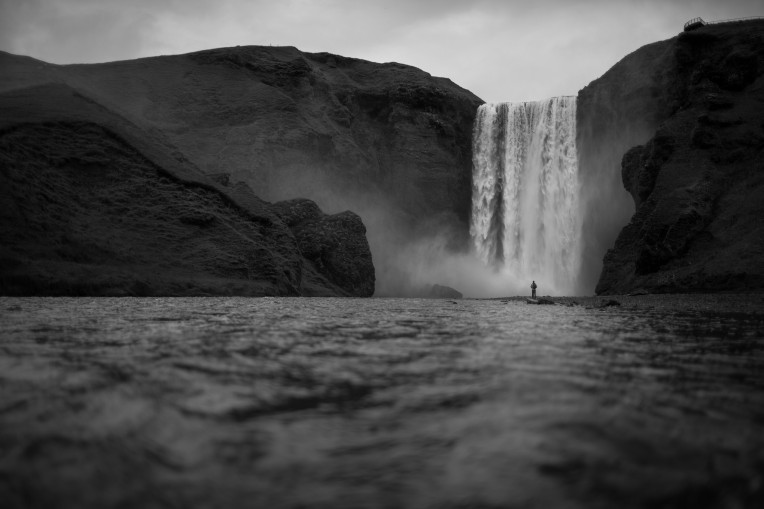 Smoke Without Fire (Skógafoss), Skógar